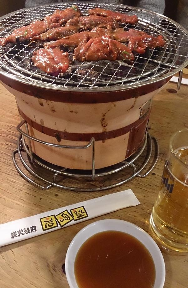 炭火焼肉 岩崎塾